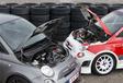Abarth 695 Biposto contre Abarth 500 Assetto Corse : Contrebraquage à l'italienne #8