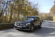 Mercedes GLC face à la BMW X3, Audi Q5 et Discovery Sport #23