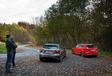 Audi RS3 contre Mercedes A45 AMG : Bras de fer #4