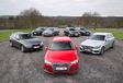 L'Audi A4 Avant et la Mercedes Classe C Break face à 5 rivales #1
