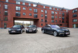 BMW 730d face à l'Audi A8 et la Mercedes Classe S 350d #2