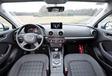 Infiniti Q30 tegen compacte premiummiddenklassers #7