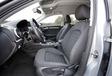 Infiniti Q30 tegen compacte premiummiddenklassers #8
