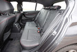 Infiniti Q30 tegen compacte premiummiddenklassers #15