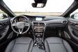 Infiniti Q30 tegen compacte premiummiddenklassers #18