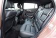 Infiniti Q30 tegen compacte premiummiddenklassers #20