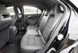 Infiniti Q30 tegen compacte premiummiddenklassers #25