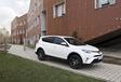 Toyota RAV4 Hybrid : Premier de cordée #1