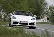 Porsche 718 Boxster : Une bonne base #2