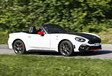 Abarth 124 Spider : Bluffeuse #2
