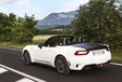 Abarth 124 Spider : Bluffeuse #4