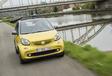 Smart ForTwo Cabrio : A ciel ouvert #1