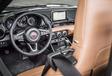 Fiat 124 Spider : gaine de MX-5 #11