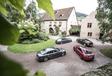 Volvo S90 face à 3 rivales #4