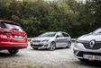 Renault Mégane Grandtour face à 2 rivales #3