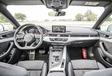 Audi A5 Coupé face à 2 rivales #8