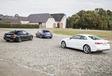 Audi A5 Coupé face à 2 rivales #4