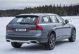Volvo V90 Cross Country : La famille (presque) au complet #7