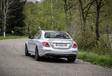 Mercedes-AMG E 63 S : Bâton de dynamite #7