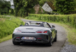 Mercedes-AMG GT C Roadster : Brushing express #12