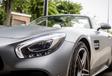 Mercedes-AMG GT C Roadster : Brushing express #22
