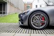 Mercedes-AMG GT C Roadster : Brushing express #26