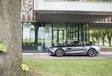 Mercedes-AMG GT C Roadster : Brushing express #9