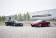 Porsche Panamera 4 E-Hybrid vs Tesla Model S 100 D #2