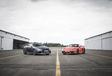 Audi TT RS vs Porsche 718 Cayman S #1