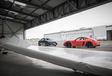 Audi TT RS vs Porsche 718 Cayman S #3