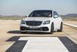Mercedes-AMG S 63 : Downsizing (en quelque sorte…) #1