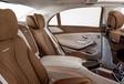 Mercedes-AMG S 63 : Downsizing (en quelque sorte…) #17