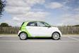 Smart Forfour Electric Drive : L'urbaine de l'avenir #6