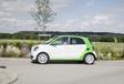 Smart Forfour Electric Drive : L'urbaine de l'avenir #7