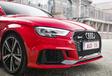 Audi RS3 Berline : méchante #19