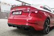 Audi RS3 Berline : méchante #20