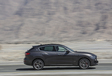 Maserati Levante S : Diva du désert #4