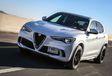 Alfa Romeo Stelvio Quadrifoglio : quadri-folie #2