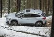 Subaru XV : apparences trompeuses #16