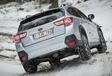 Subaru XV : apparences trompeuses #19