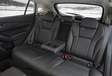 Subaru XV : apparences trompeuses #32