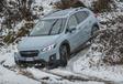 Subaru XV : apparences trompeuses #7