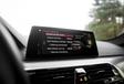 BMW M550d Touring : Le sport en famille #13