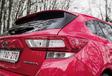 Subaru Impreza 1.6i : Sûre, mais sage #32