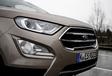 Ford EcoSport 1.0 EcoBoost 125 A : mise à jour bienvenue #28