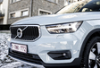 Volvo XC40 D4 AWD : Made in Belgium #29