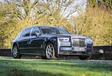 Rolls-Royce Phantom EWB : Ultieme luxe #4
