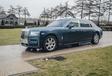 Rolls-Royce Phantom EWB : Ultieme luxe #5