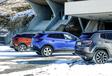 Opel Grandland X contre 2 rivales #2