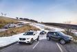 Volvo XC40 vs 4 SUV #1
